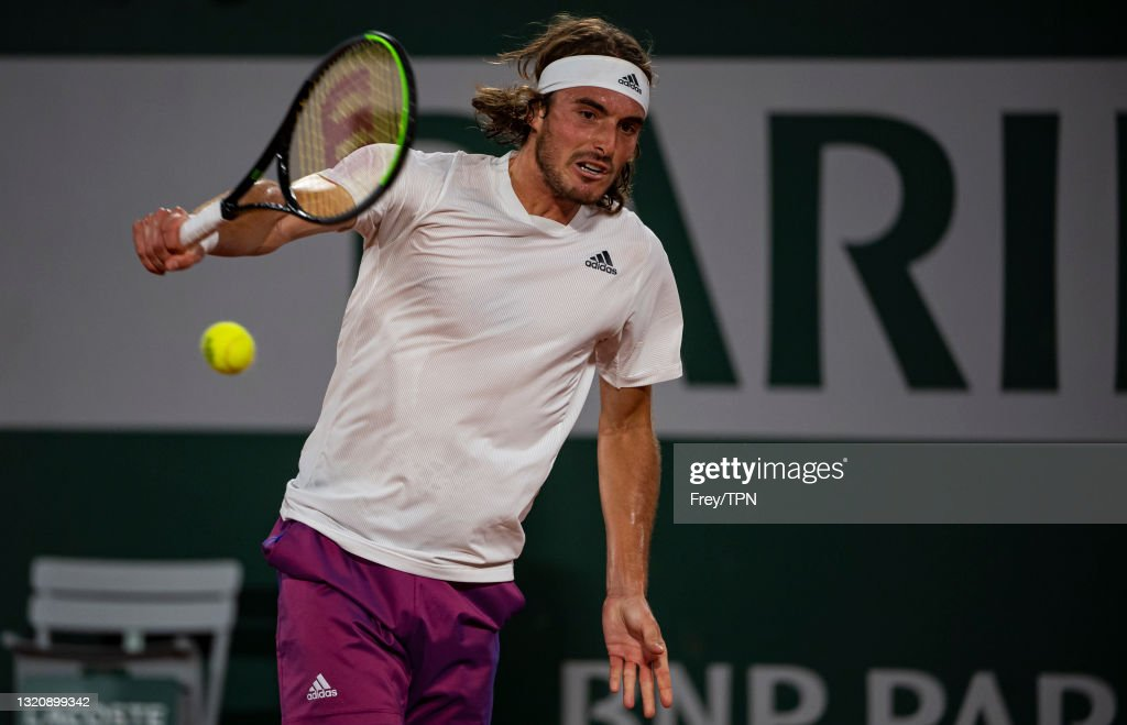 2021 French Open - Day One : News Photo