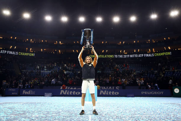 GBR: Nitto ATP World Tour Finals - Day Eight