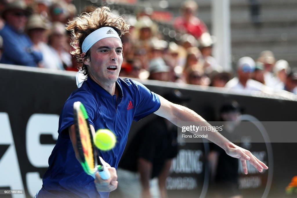2017 ASB Classic Men's - Day 2