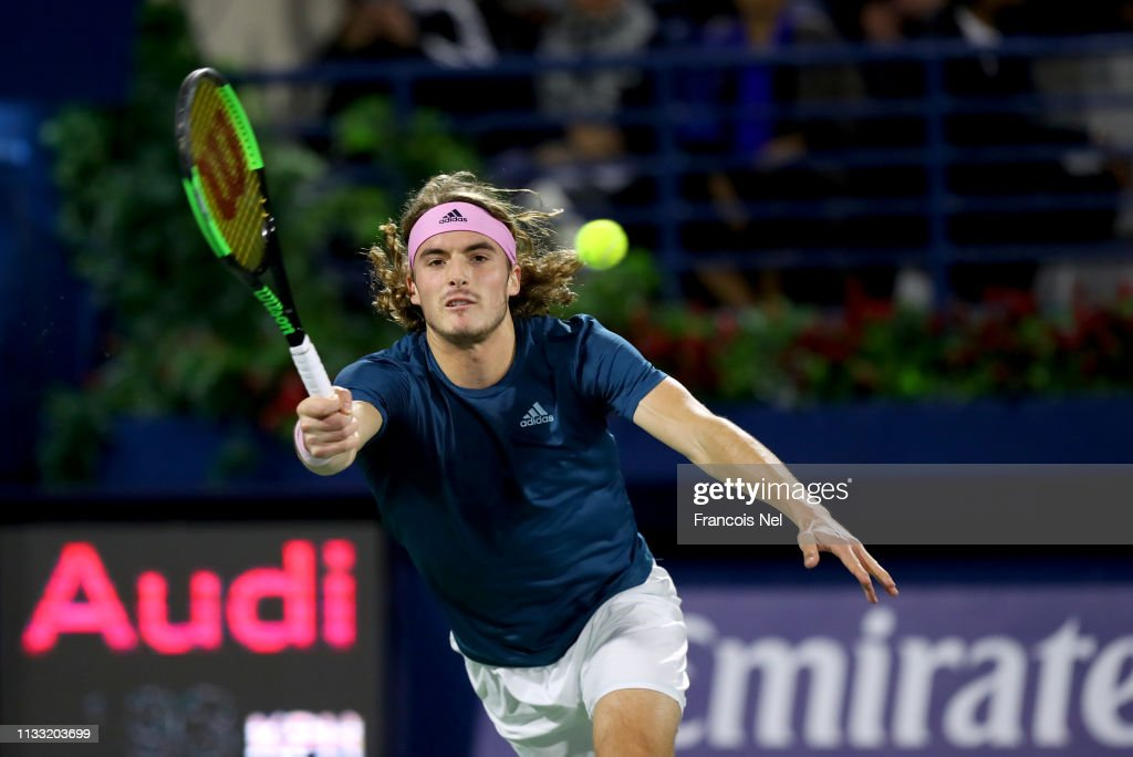 Dubai Duty Free Tennis Championships - Day Fourteen : News Photo