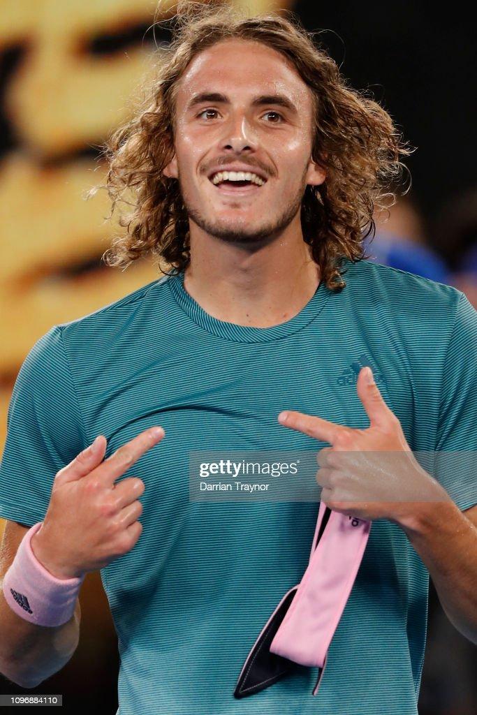 2019 Australian Open - Day 7 : News Photo