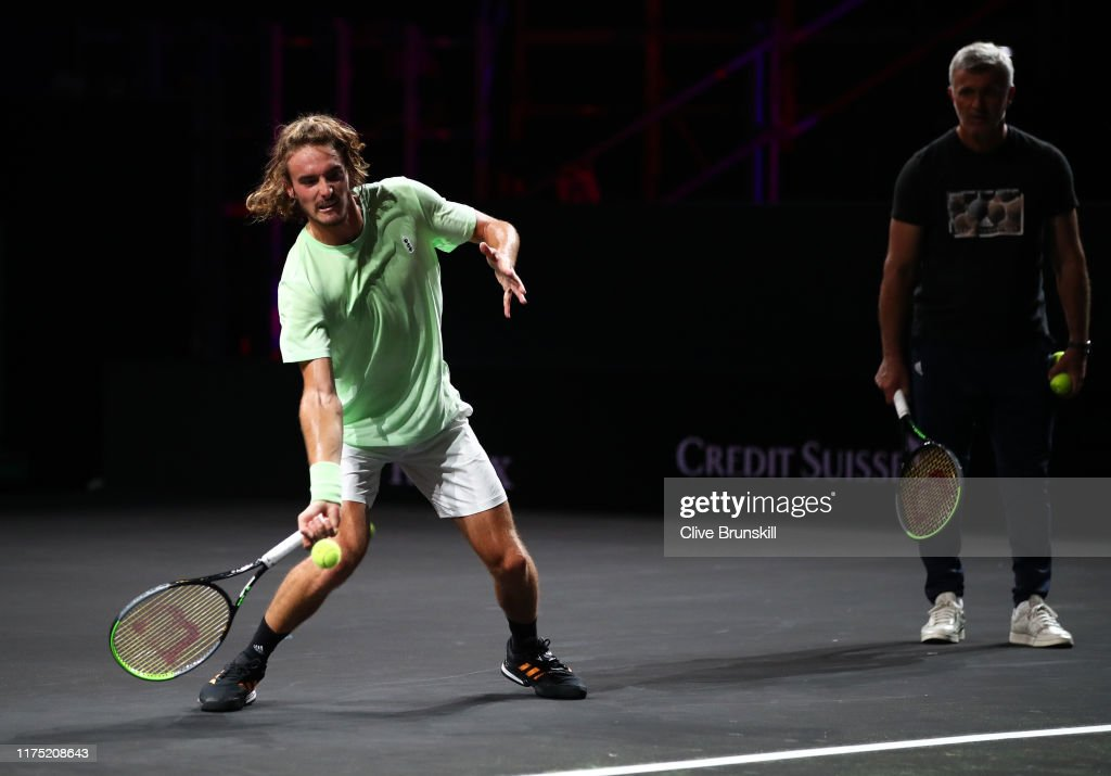 Laver Cup 2019 - Preview Day 2 : News Photo