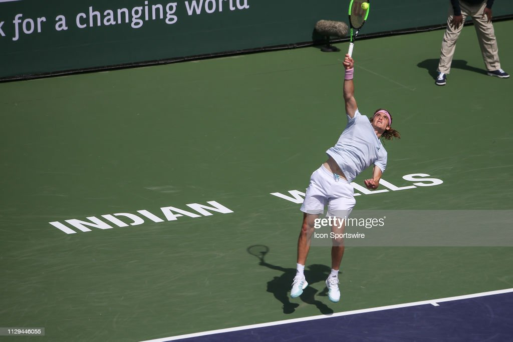 TENNIS: MAR 09 BNP Paribas Open : News Photo