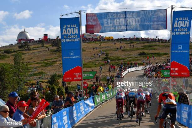 Steff Cras of Belgium and Team Katusha-Alpecin / Silvan Dillier of Switzerland and Team AG2R La Mondiale / Willem Jakobus Smit of South Africa and...