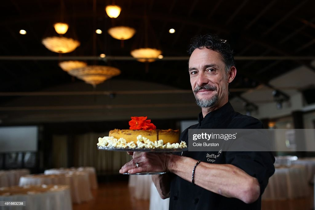 Chef Steffan Howard : News Photo