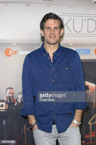 Steffen Groth during the premiere of 'Ku'damm 59' at Cinema Paris on March 7 2018 in Berlin Germany
