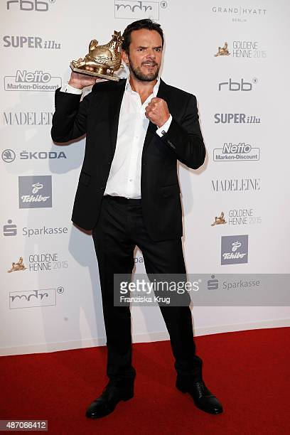 Steffen Henssler attends Madeleine At Goldene Henne 2015 on September 05 2015 in Berlin Germany