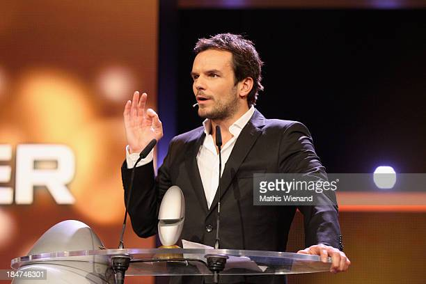 Steffen Henssler attends the 17th Annual of the German Comedy Awards at Coloneum on October 15 2013 in Cologne Germany