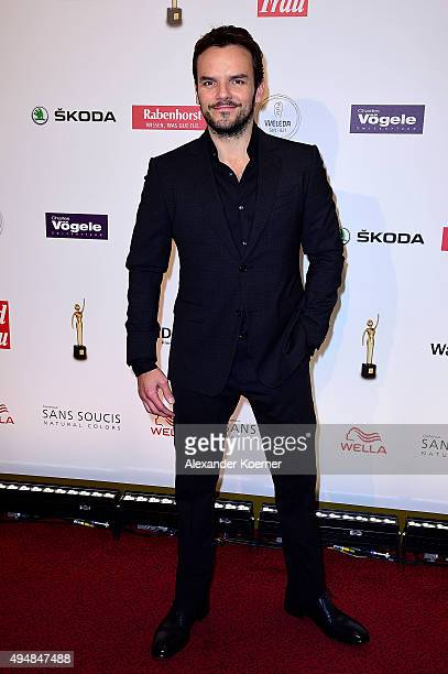 Steffen Henssler attends the 'Goldene Bild Der Frau' Award 2015 at Stage Operettenhaus on October 29 2015 in Hamburg Germany