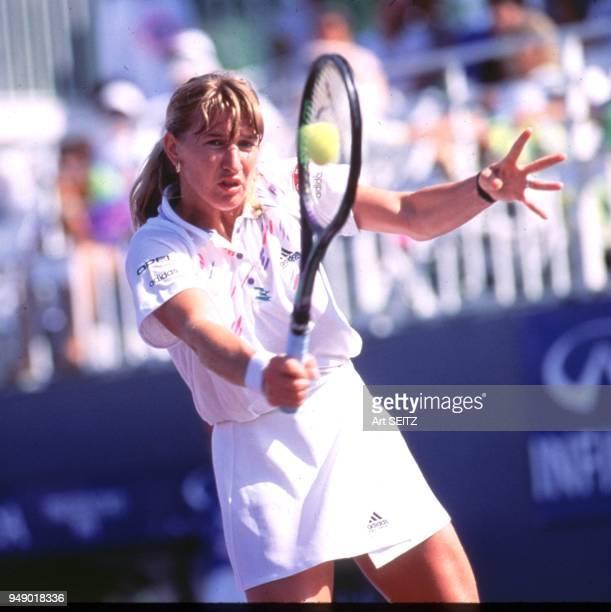 03/00/1992 Steffi Graf at Delray Beach Florida
