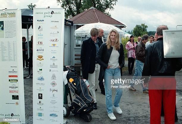 Steffi Graf Wohltätigkeitsturnier fürChildren For Tomorrow GolfplatzScheibenhardt Radio RegenbogenGolfTurnier Karlsruhe
