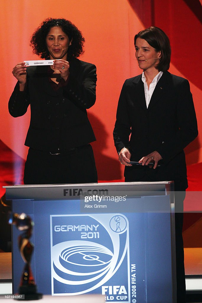 FIFA 2011 Women 's World  Final Draw