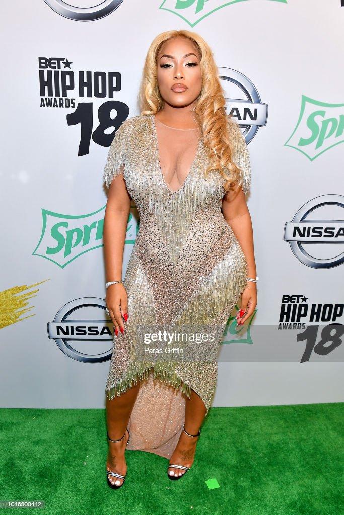 Image result for stefflon don bet hip hop awards 2018