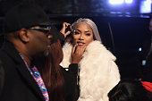 london england exclusive coverage stefflon don