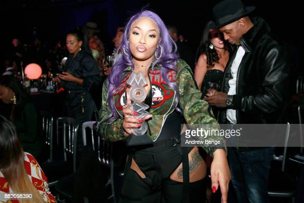 Allen Samuels Direct >> Stefflon Don Stock Photos and Pictures | Getty Images