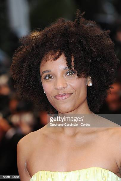 Stefi Celma at the premiere for Amour during the 65th Cannes International Film Festival