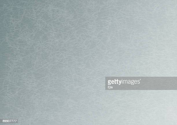 Steinless sfondo di acciaio usata