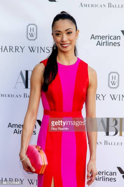 Stella Abrera attends the 2018 American Ballet Theatre Spring Gala at The Metropolitan Opera House on May 21 2018 in New York City