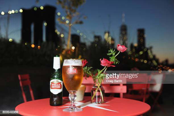 "Stella Artois celebrates the launch of chef Jonah Reider's video ""Make Every Table a Chef's Table"" as part of the brand's ""Host One to Remember""..."