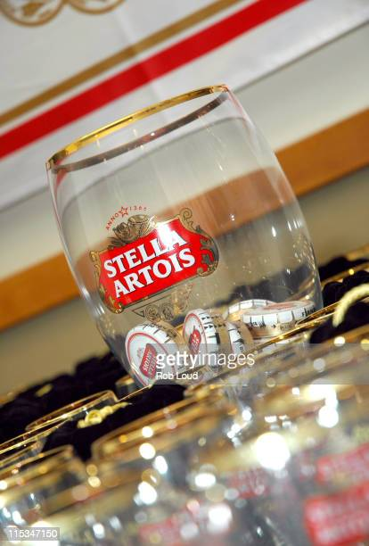 Stella Artois during 2006 Sundance Film Festival Brooks Institute of Photography Event at Canyons Resort in Park City Utah United States