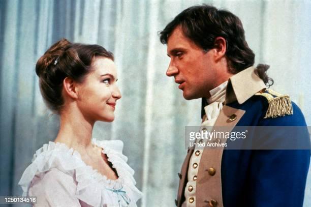 Stella, Fernsehfilm, Deutschland 1982, Regie: Franz Josef Wild, Darsteller: Dietlinde Turban, Robert Atzorn.