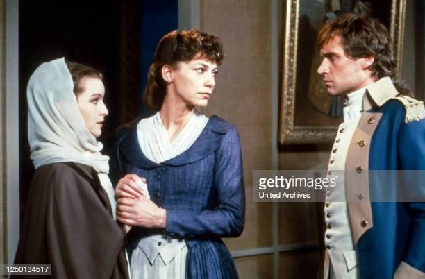 Stella, Fernsehfilm, Deutschland 1982, Regie: Franz Josef Wild, Darsteller: Dietlinde Turban, Judy Winter, Robert Atzorn.