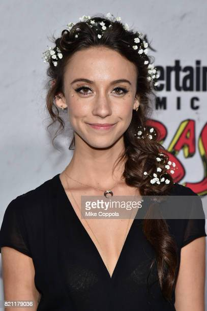 Stella Maeve at Entertainment Weekly's annual ComicCon party in celebration of ComicCon 2017 at Float at Hard Rock Hotel San Diego on July 22 2017 in...