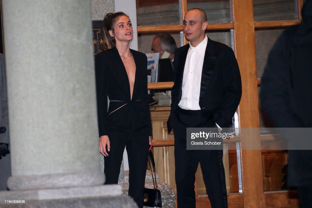 Wedding Of Stavros Niarchos III. And Dasha Zhukova In St. Moritz : News Photo