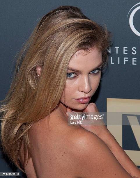 Stella Maxwell attends Jeremy Scott The' People's Designer New York premiere at the Paris Theatre in New York City �� LAN