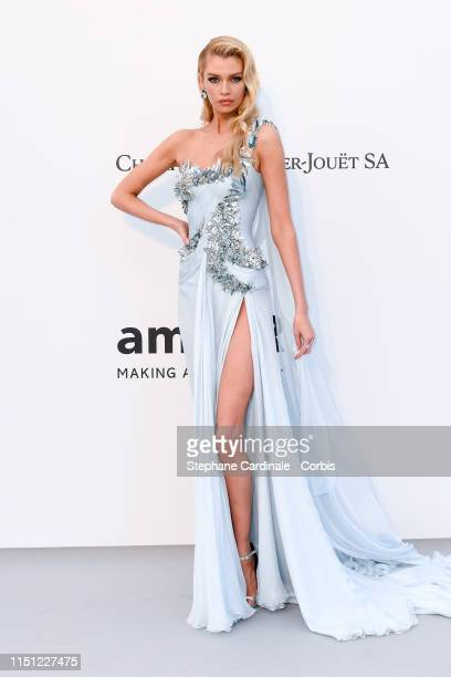 Stella Maxwell attends the amfAR Cannes Gala 2019>> at Hotel du CapEdenRoc on May 23 2019 in Cap d'Antibes France