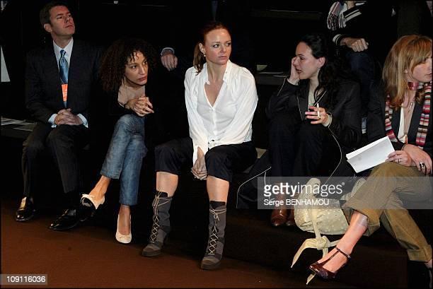 Stella Mc Cartney Fall Winter 20042005 ReadyToWear Fashion Show On March 7 2004 In Paris France Designer Stella Mc Cartney