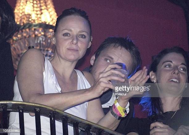 Stella McCartney Alasdhair Willis and Mary McCartney Donald