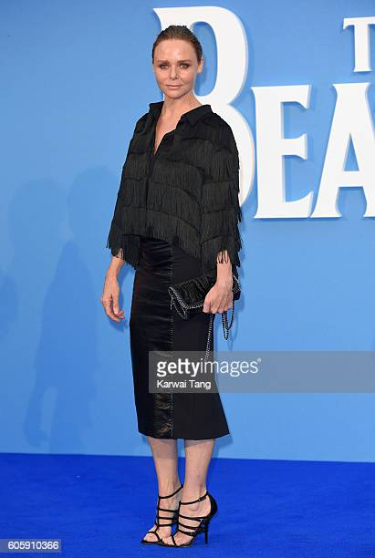 Stella McCartney arrives for the World premiere of 'The Beatles Eight Days A Week The Touring Years' at Odeon Leicester Square on September 15 2016...