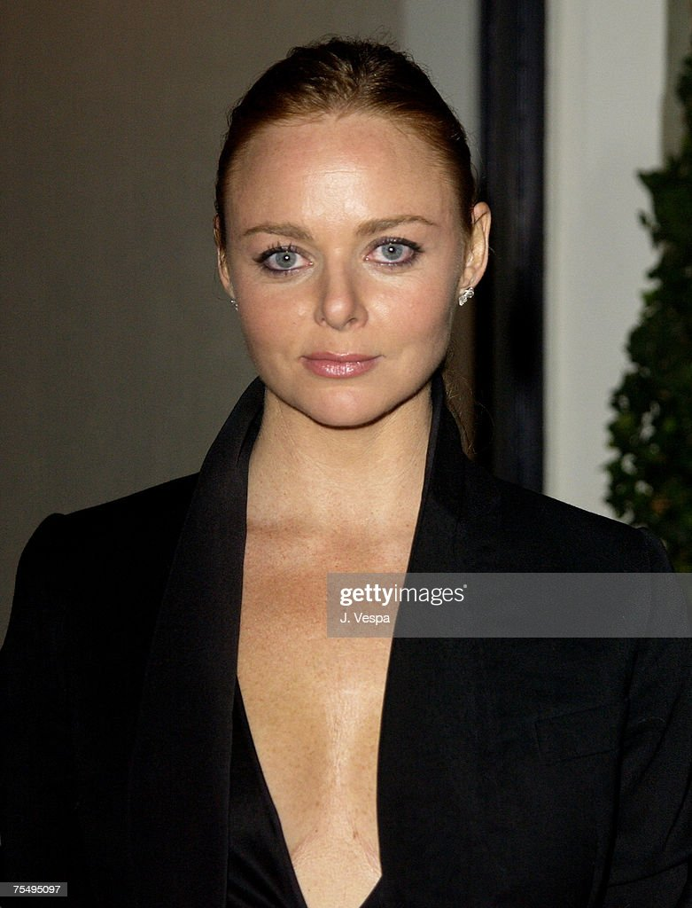 Stella McCartney at the Stella McCartney Store in Los Angeles, California