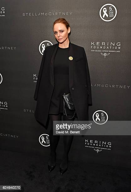 Stella McCartney attends a VIP screening of the awardwinning documentary 'Sonita' hosted by FrancoisHenri Pinault Salma HayekPinault and Stella...