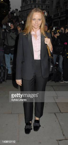 Stella McCartney attends Mary McCartney Food Launch Party held at Liberty on May 3, 2012 in London, England.
