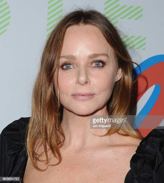 Stella McCartney attends Stella McCartney's Autumn 2018 Collection Launch on January 16 2018 in Los Angeles California