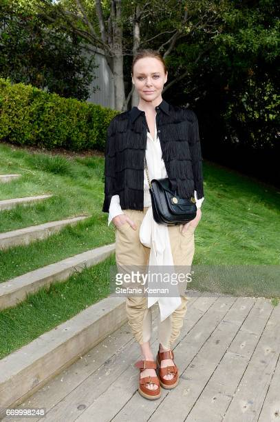 Stella McCartney attends the annual HEART Brunch featuring Stella McCartney on April 18 2017 in Los Angeles California