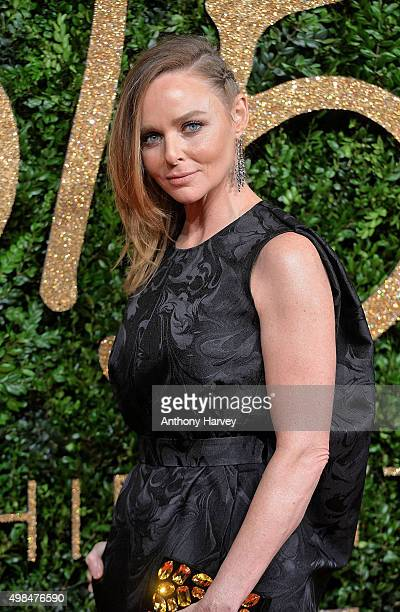 Stella McCartney attends the British Fashion Awards 2015 at London Coliseum on November 23 2015 in London England