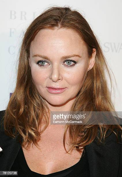 Stella McCartney attends the British Fashion Awards at the Royal Horticultural Halls on November 27, 2007 in London, England.