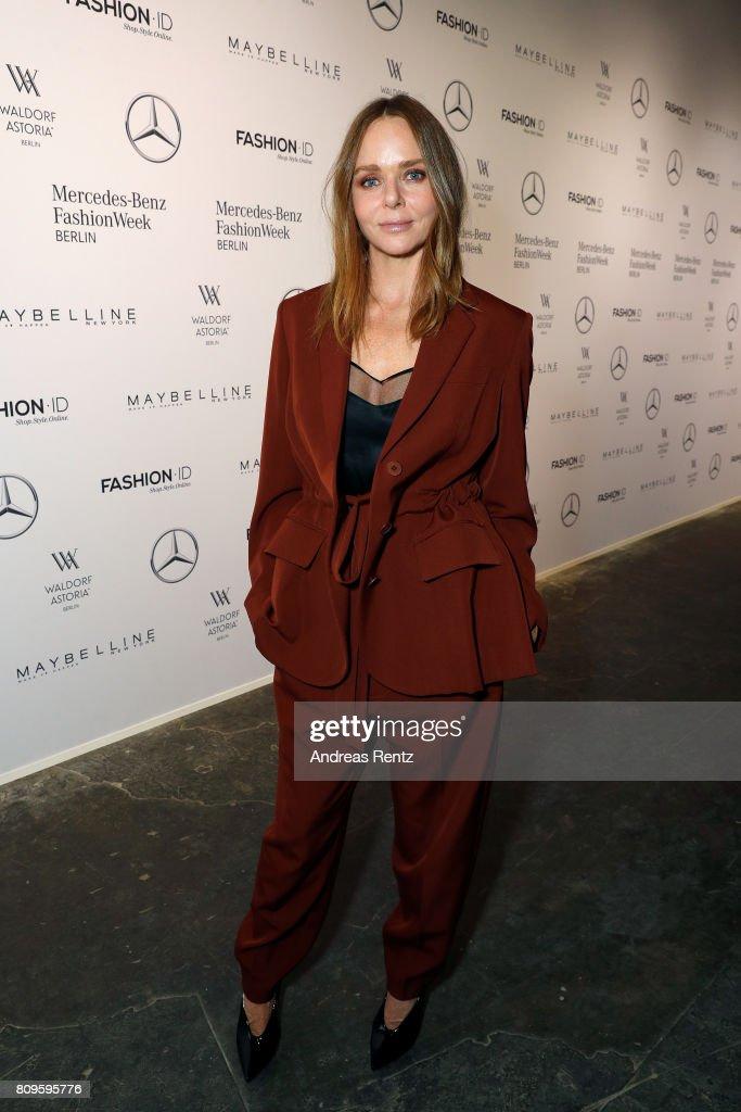 'Designer for Tomorrow' Arrivals - Mercedes-Benz Fashion Week Berlin Spring/Summer 2018
