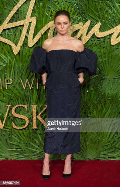 Stella McCartney attends The Fashion Awards 2017 in partnership with Swarovski at Royal Albert Hall on December 4 2017 in London England