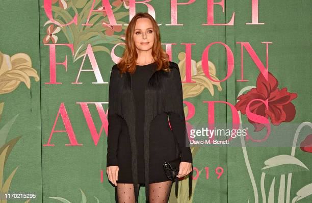 Stella McCartney attends The Green Carpet Fashion Awards, Italia 2019, hosted by CNMI & Eco-Age, at Teatro Alla Scala on September 22, 2019 in Milan,...