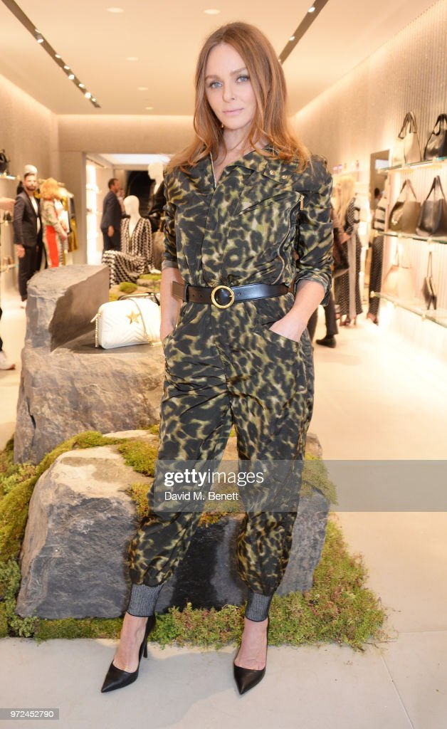 Stella McCartney Hosts Intimate Cocktail To Celebrate The Opening Of Her New Global Flagship Store