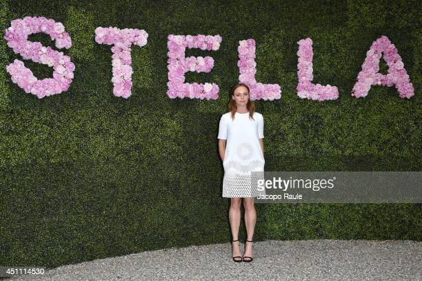 Stella McCartney attends the Stella McCartney Garden Party during the Milan Fashion Week Menswear Spring/Summer 2015 on June 23 2014 in Milan Italy