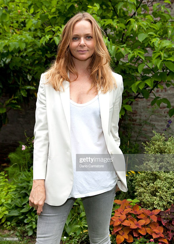 Stella McCartney attends the Stella McCartney Spring 2012 Presentation at a Private Location on June 13, 2011 in New York City.