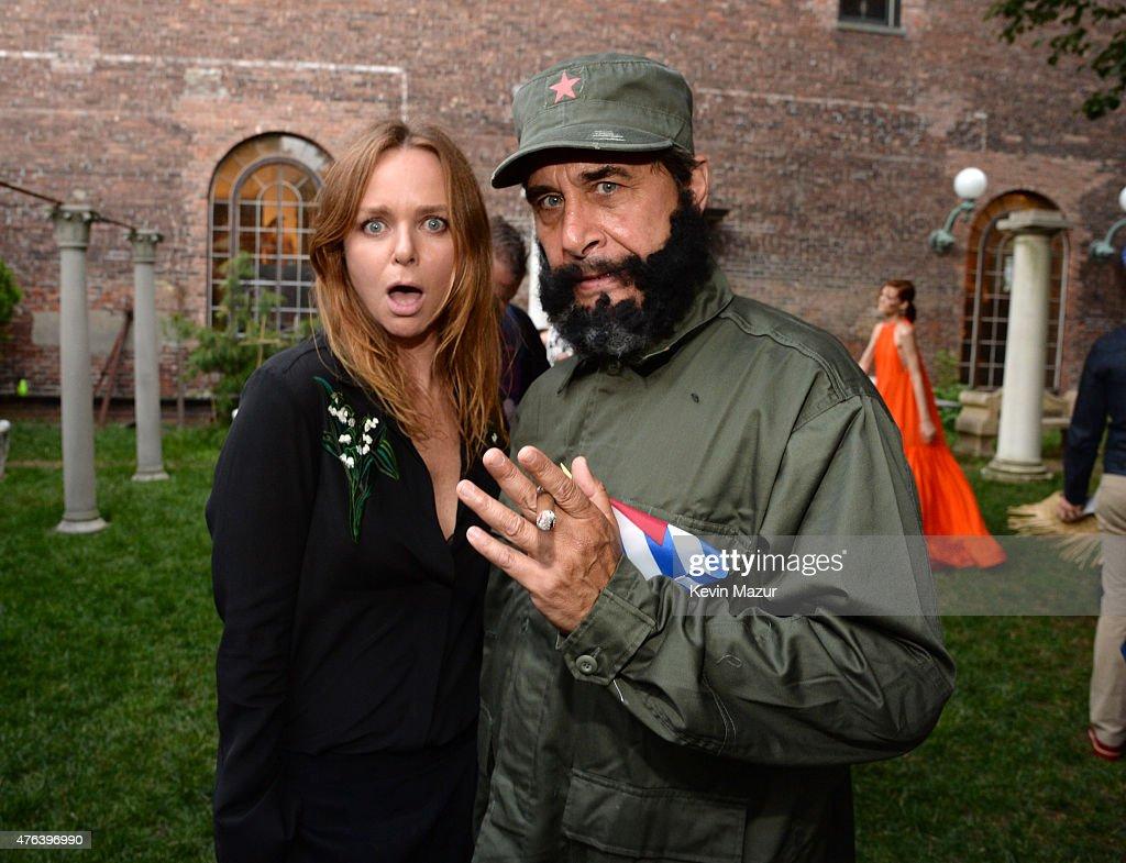 Stella McCartney attends the Stella McCartney Spring 2016 Resort Presentation on June 8, 2015 in New York City.