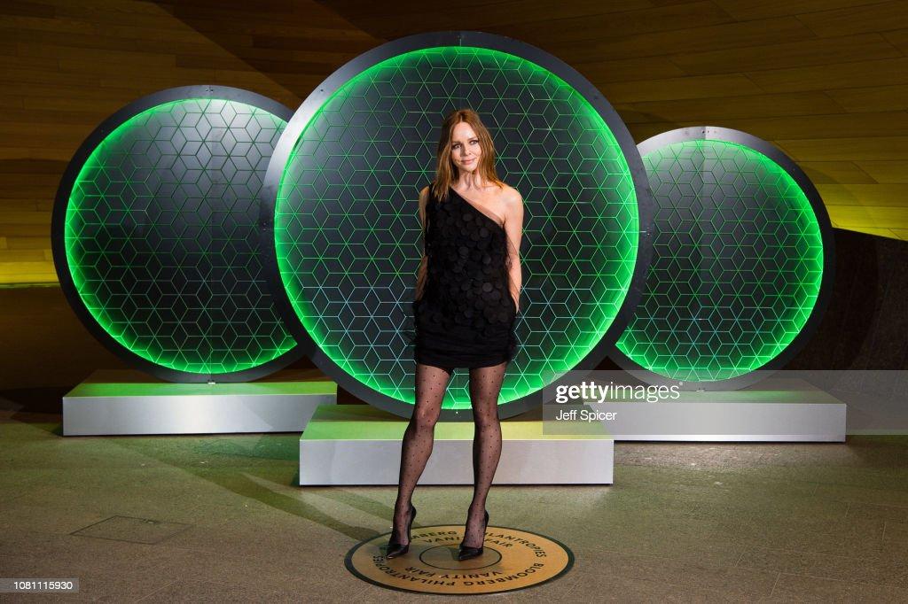 Vanity Fair x Bloomberg Climate Change Gala Dinner : News Photo