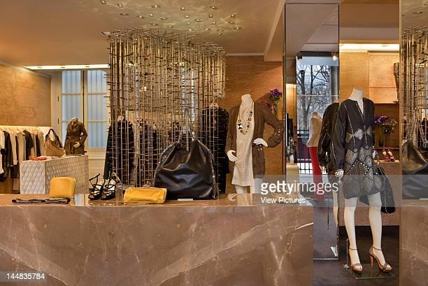 Stella Mccartney Store Galerie De Valois Paris Palais Royal France Architect Angus Pond Architects Stella Mccartney Showroom Paris Angus Pond...