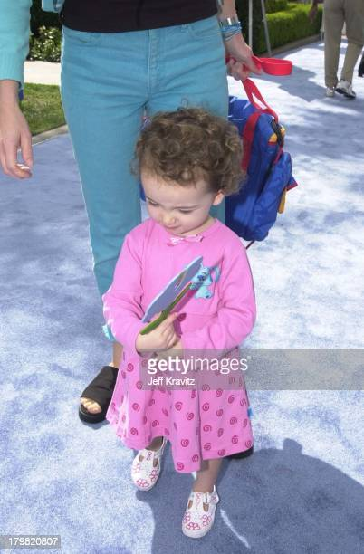 Stella Ritter during Blue's Big Musical Movie Premiere in Hollywood, California, United States.